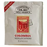 Compagnia dell'Arabica Colombia Medellin Supremo Espresso Pods Review