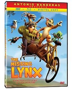 The Missing Lynx (Blu-ray/DVD Combo)