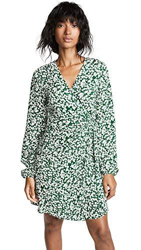 Wrap Garden Cherry Diane Dress Furstenberg Pine Women's von qz4wt