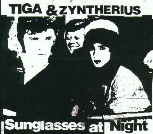 Sunglasses at Night (Digipak) by Tiga & - ??????? Night At Tiga Sunglasses Zyntherius