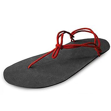 372f339f2aa7 VITAL FOOT Vibram – Kit Minimalist Huaraches Running Trail Barefoot (Tank  Newflex 5 mm +