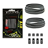 Xpand No Tie Shoelaces System with Elastic Laces - One Size Fits All