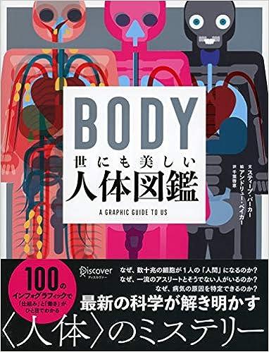 ダウンロードブック BODY 世にも美しい人体図鑑 無料のePUBとPDF