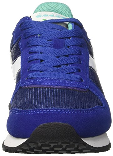 A Chia Donna Stampa Blu Ceramica Collo blu Basso W verde Malone Sneaker Diadora qZn7w4atRZ