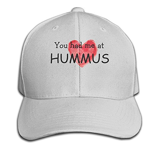 Price comparison product image Yishuo Funny Vegan Shirt HUMMUS LOL Silly Cute Unisex Solid Color CapSports Caps Hats Adjustable