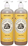 Burt's Bees Baby Bee Shampoo and Body Wash - 21 oz - 2 pack