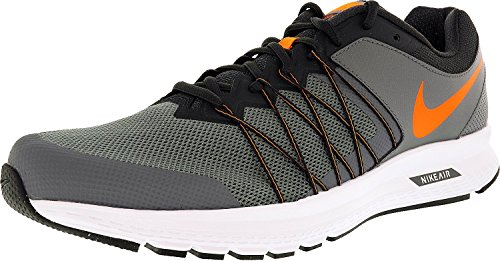 Nike 843836-007, Zapatillas de Trail Running para Hombre Gris (Cool Grey / Total Orange / Anthracite / White)