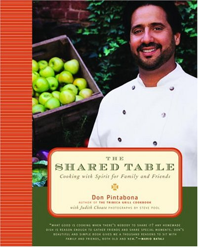 The Shared Table: Cooking with Spirit for Family and Friends PDF