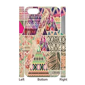 Aztec Wood CUSTOM 3D Phone Case For Ipod Touch 5 Case Cover LMc-34739 at LaiMc