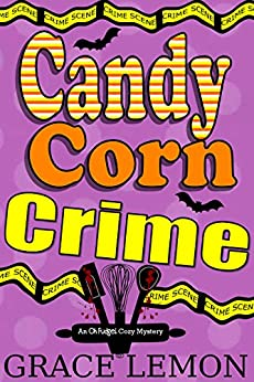 Cozy Mysteries Candy Crime Mystery ebook product image