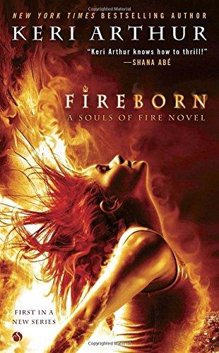book cover of Fireborn