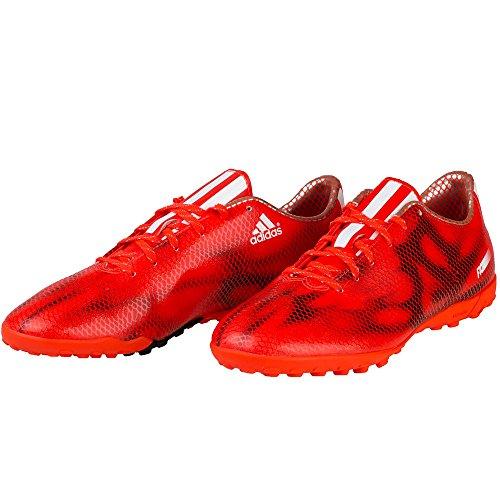 Adidas - F10 TF - B44233 - Color: Naranja-Negro-Rojo - Size: 45.3
