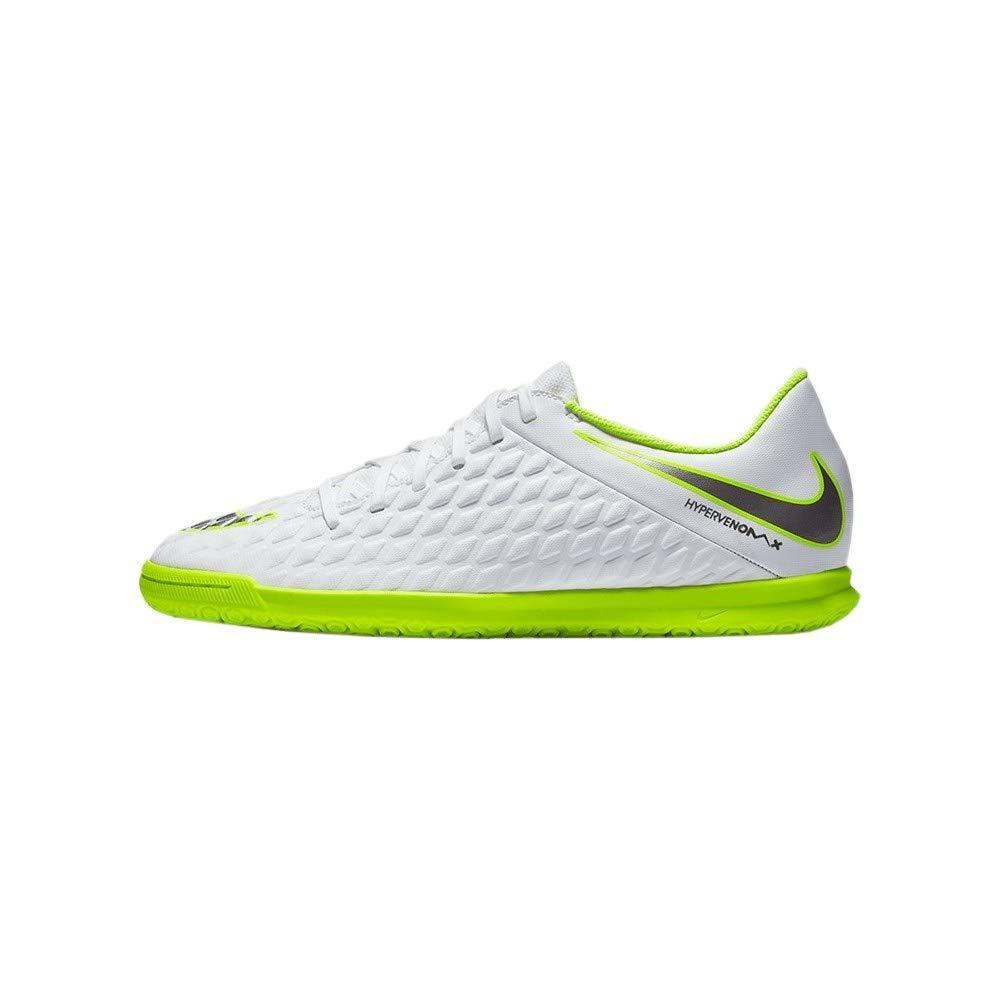 Nike Nike Nike Hypervenom III Club IC Turnschuhe Weiß Gelb 0e6d89
