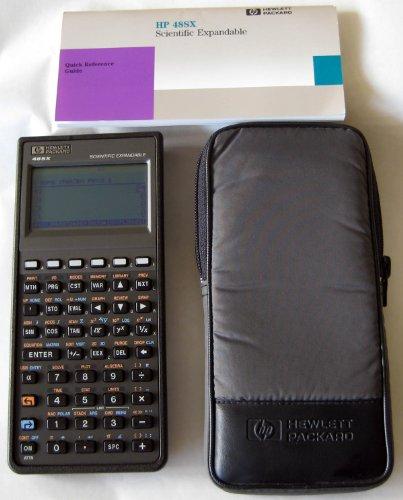 HP 48SX 48 SX CALCULATOR