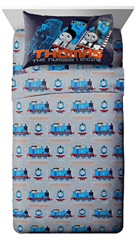 HIT Thomas The Tank Engine Tech Full 4 Piece Sheet Set … - Tank Cover Set