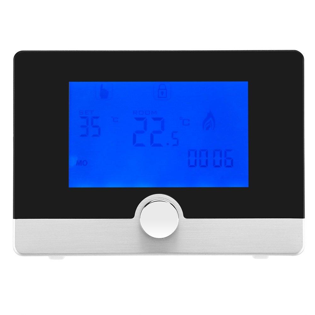 Fdit Regulador de Temperatura de Termóstato Programable Digital ...