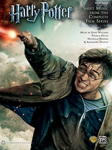 Harry Potter - Sheet Music from the Complete Film Series: Piano Solos