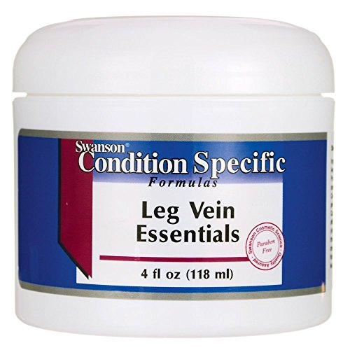 (Swanson Leg Vein Essentials Cream 4 fl Ounce (118 ml) Cream)
