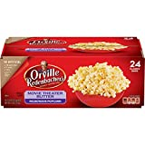 popcorn - Orville Redenbacher's Movie Theater Butter Popcorn, Classic Bag, 24-Count