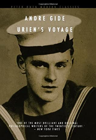 book cover of Urien\'s Voyage