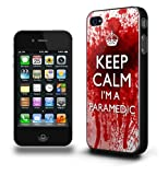 Keep Calm I'm A Paramedic IPHONE 4/S CASE