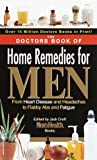 The Doctors Book of Home Remedies for Men, Prevention Magazine Editors, 0553582348