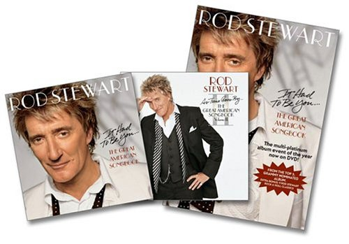 Rod Stewart, The Great American Songbook, Limited Edition CD/DVD ()