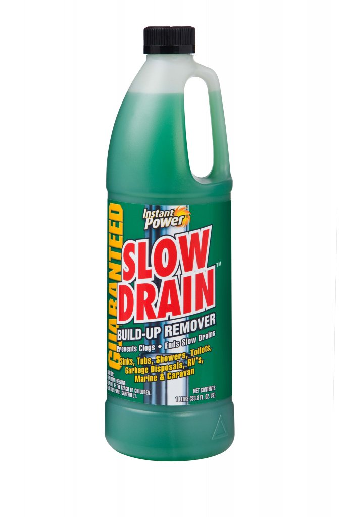 Instant Power Slow Drain Build Up Remover 956ml (306190)