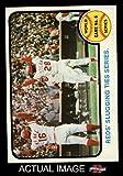 1973 Topps # 208 1972 World Series - Game #6 - Reds' Slugging Ties Series Johnny Bench / Denis Menke / Bobby Tolan Oakland / Cincinnati Athletics / Reds (Baseball Card) Dean's Cards 7 - NM Athletics / Reds