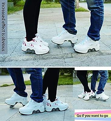 folding roller skates