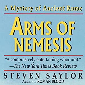 Arms of Nemesis Audiobook