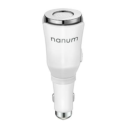 Amazon.com: Nanum Tulip coche difusor de aroma purificador ...