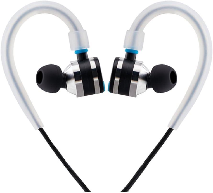 Mpow Bluetooth Headphones Sports, Bluetooth 5.0 aptX Wireless Earbuds in-Ear Earphones Bass Stereo IPX7 Wireless Headphones 9H Playtime, Magnetic Running Headphones, CVC 6.0 Noise Reduction Mic, Black