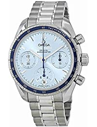Speedmaster Chronograph Automatic Ladies Watch 324.30.38.50.03.001