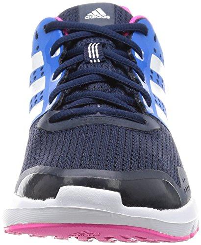 Adidas Duramo 7 W - Aq6505 Nero-blu-rosa