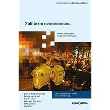 Politie en evenementen: feiten, ervaringen en goede werkwijzen