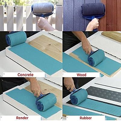 Doolland Paint runner roller sistema de cepillo para paredes y techos de pintura paquete de 8 bricolaje-en la pintura del sistema el cepillo de pintura conjunto Para la renovaci/ón del hogar