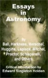 img - for Essays in Astronomy book / textbook / text book