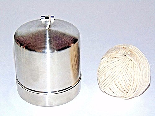 Cooking Twine String with Stainless Steel Dispenser ()