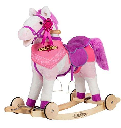 (Rockin' Rider Apple 2-in-1 Horse Toy)