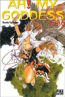 Ah ! My Goddess, tome 10 par Kosuke Fujishima