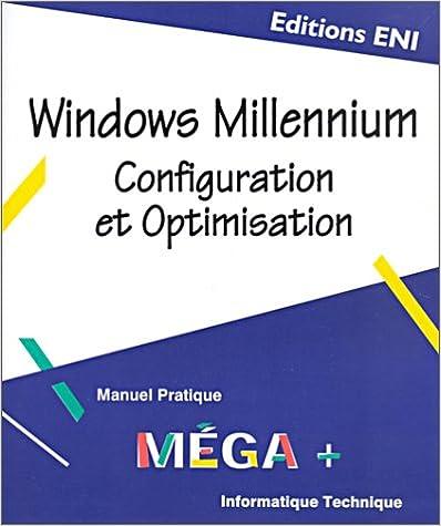 Livres gratuits en ligne Windows millennium - administration configuration epub, pdf