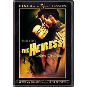 The Heiress (Universal Cinema Classics) (1949)