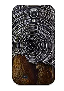 Case Cover For Galaxy S4 - Retailer Packaging Stars Protective Case 9630407K64968009