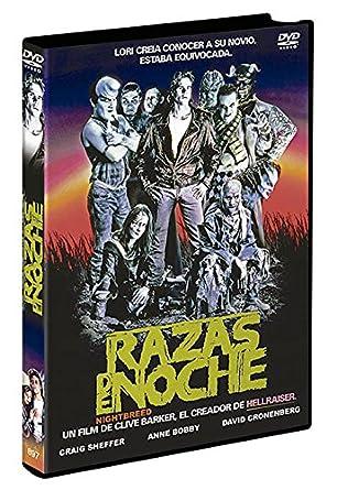 Image of Razas de Noche [DVD]