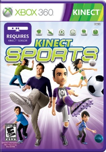 Kinect Sports (Best Boxing Game For Xbox 360 Kinect)