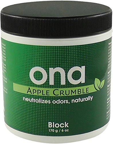 Patio Apple - Ona Block Apple Crumble, 6 Ounce