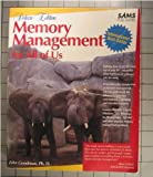 Memory Management for the All of Us, Goodman, John, 067230306X