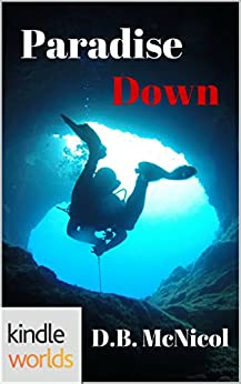 The Lei Crime Series: Paradise Down (Kindle Worlds Novella) by [McNicol, Donna B.]