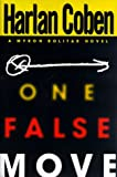 One False Move, Harlan Coben, 0385323697